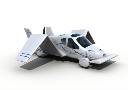 Another Flying Car