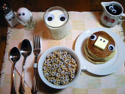 Inanimate Objects with Googly Eyes