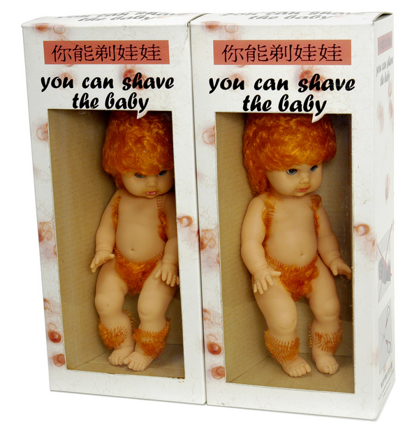 You Can Shave the Baby