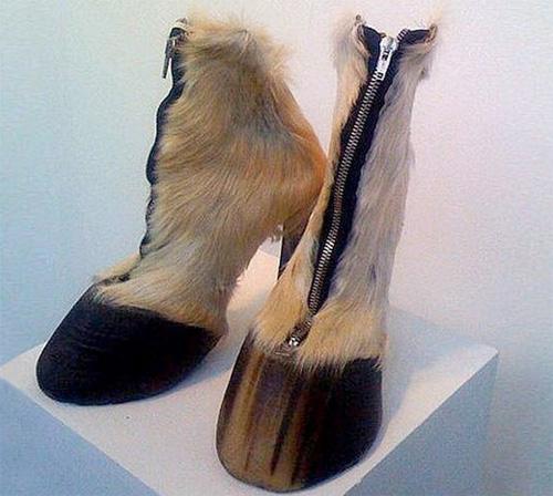Hoof High Heels
