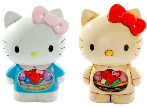 Hello Kitty's Anatomy