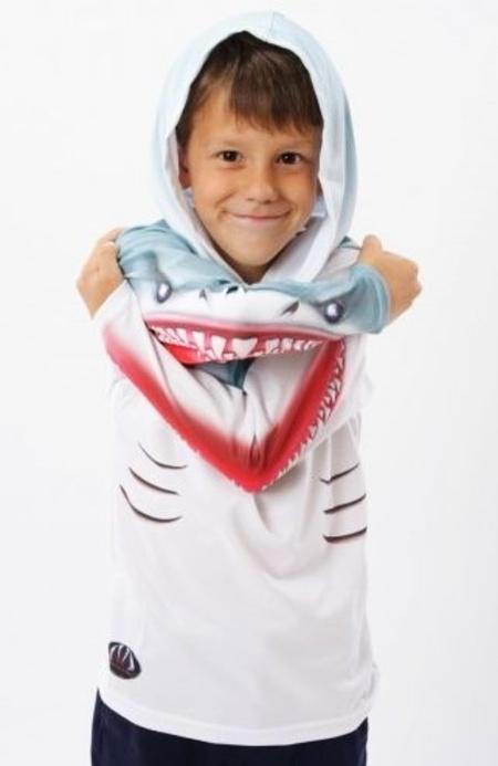 Shark Attack Hoodie