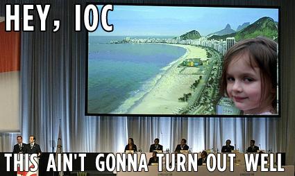 Hey, IOC!
