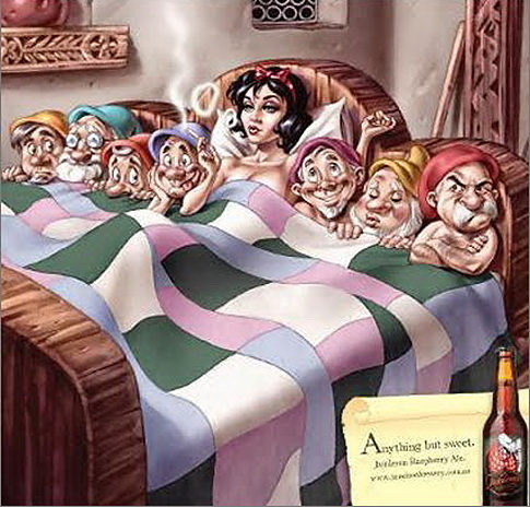 Ho White and the Seven Dwarves
