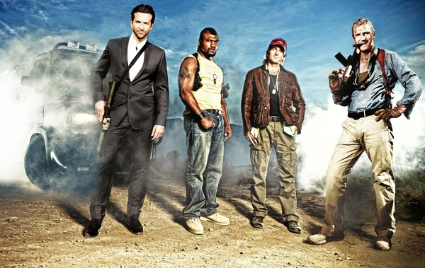 The A-Team Looks Badass