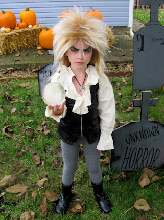Mini Jareth The Goblin King