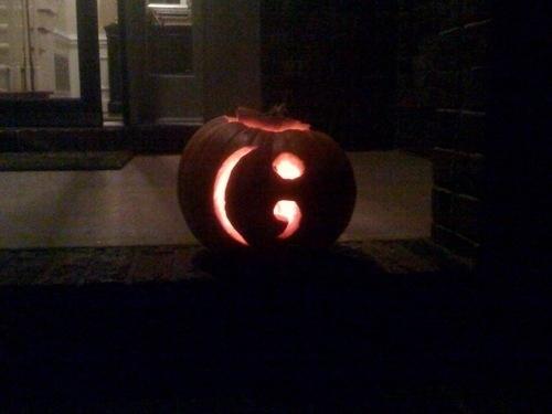 Emoticon Pumpkin