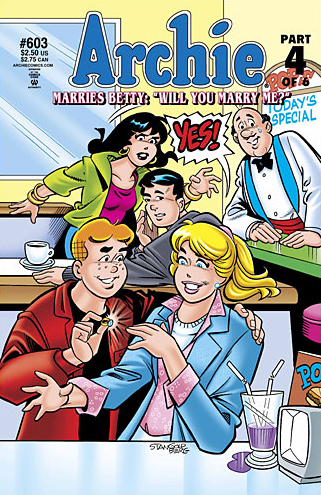 Oh Wait: Archie Picks Betty