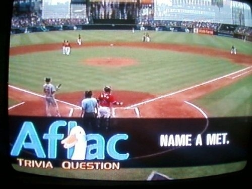 Aflac Hates The Mets