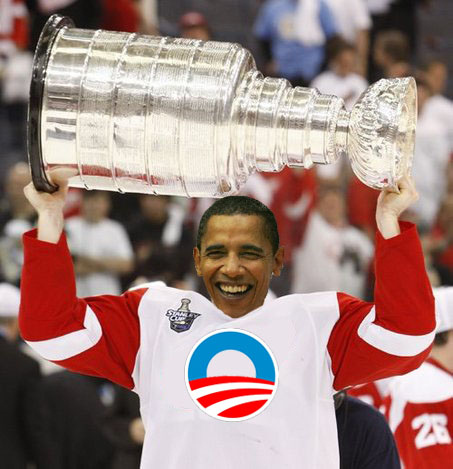 Obama Wins Everything!
