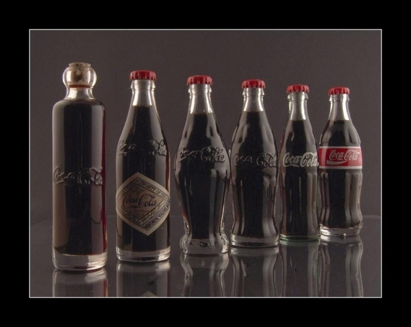 The History Of Coke Bottles