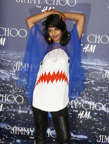 Shark Attack Dress by M.I.A.