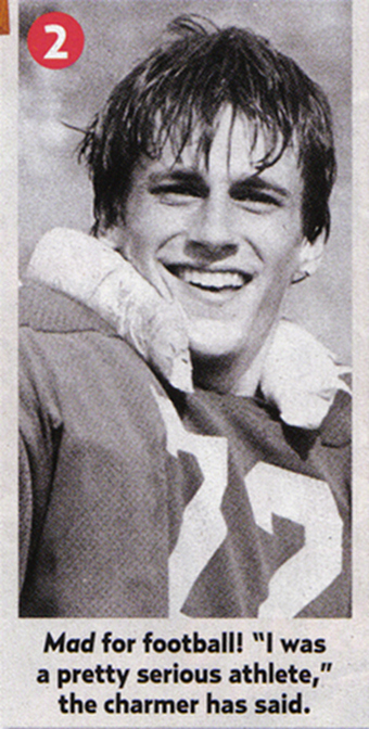 High School Jon Hamm