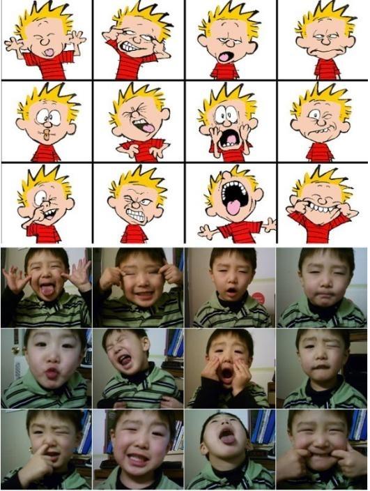 Real Life Calvin
