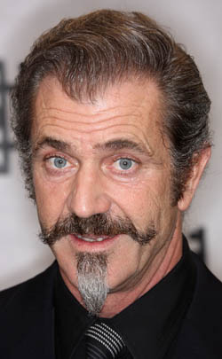 Mel Gibson's Beard