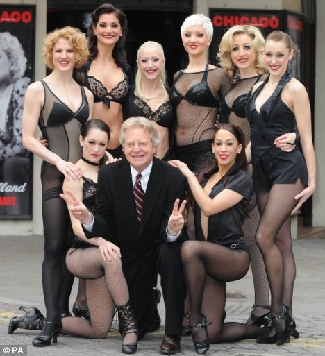 Jerry Springer in 'Chicago'