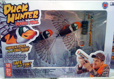 Live Action Duck Hunter