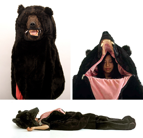 The Perfect Sleeping Bag