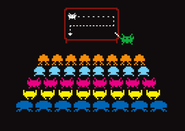 Space Invaders Strategy Session