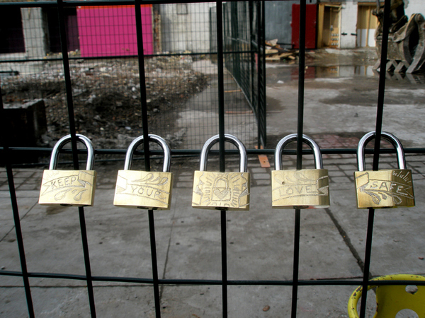 Keep Your Love Locked