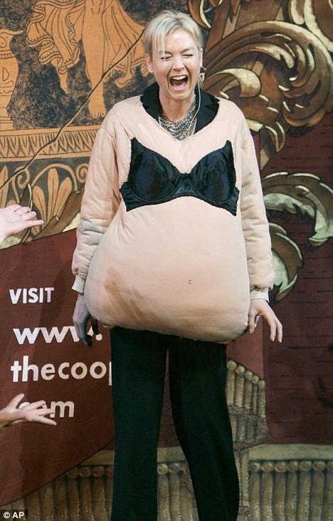 Renee Zellweger's Fat Suit