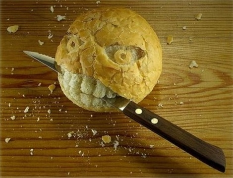 Grr, Angry Bread
