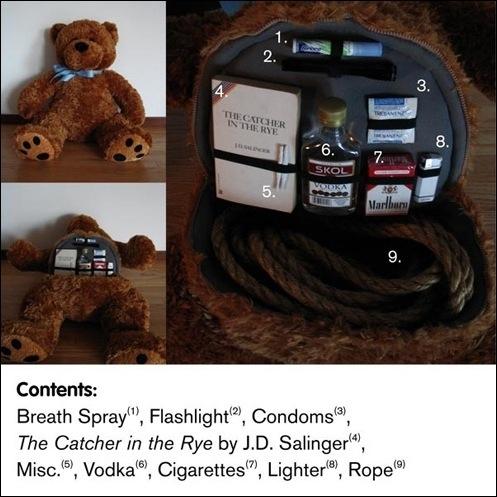 Teddy Bear For Single Men