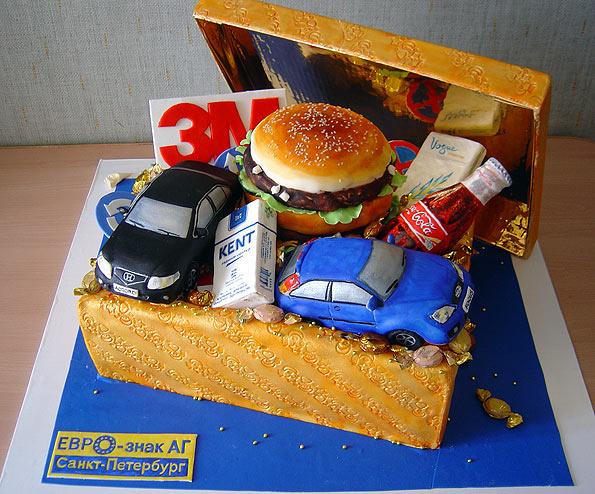 Russian Cake Art