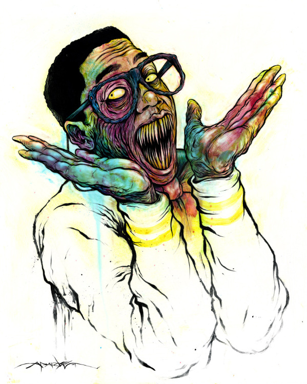 Zombie Urkel