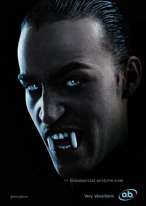 Tampon Vampire