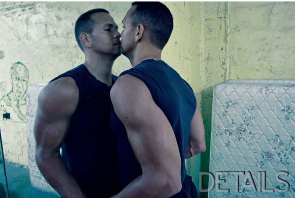 ARod's Details Cover Shoot
