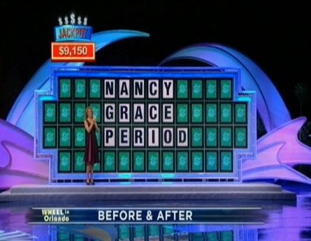 Unfortunate Nancy Grace Mental Image