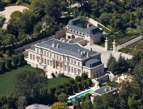 Mariah Carey's New 41,000 sq ft Home