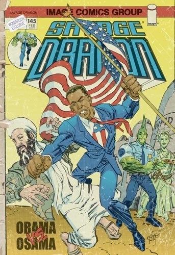 Obama Vs. Osama