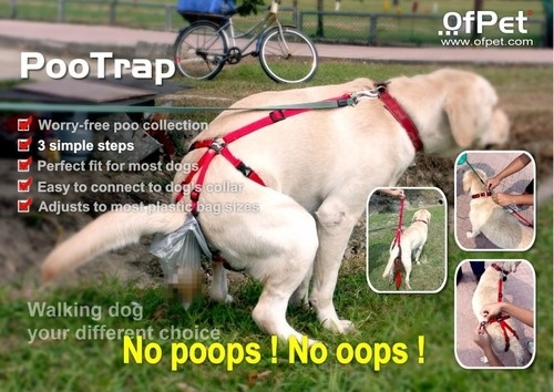 PooTrap For Dogs