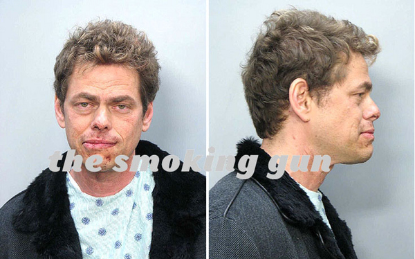 Vince Offer's Mugshot