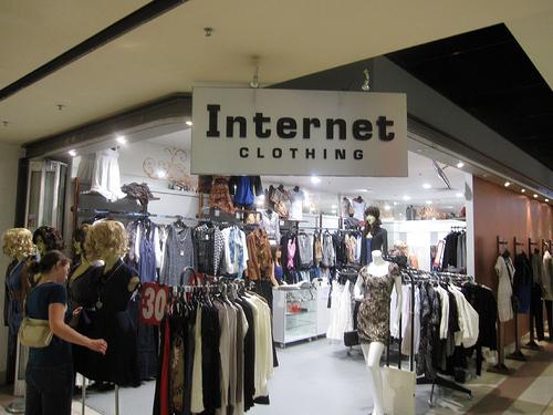 Internet Clothing