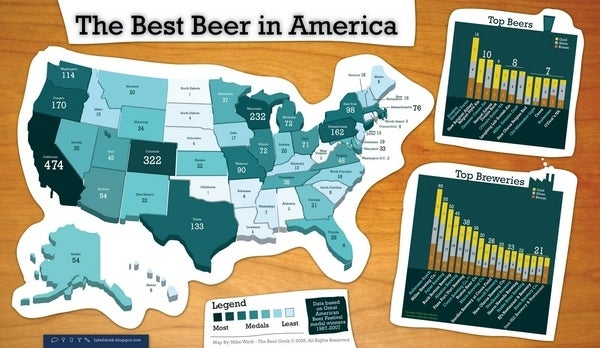 With a few cheese awards mixed in here, my home state (WI) would have pwned the whole world.