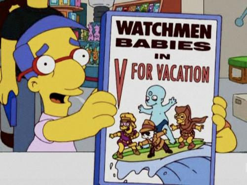 The Watchmen Babies