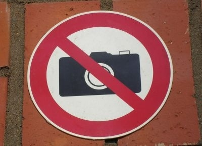 Strictly No Photography