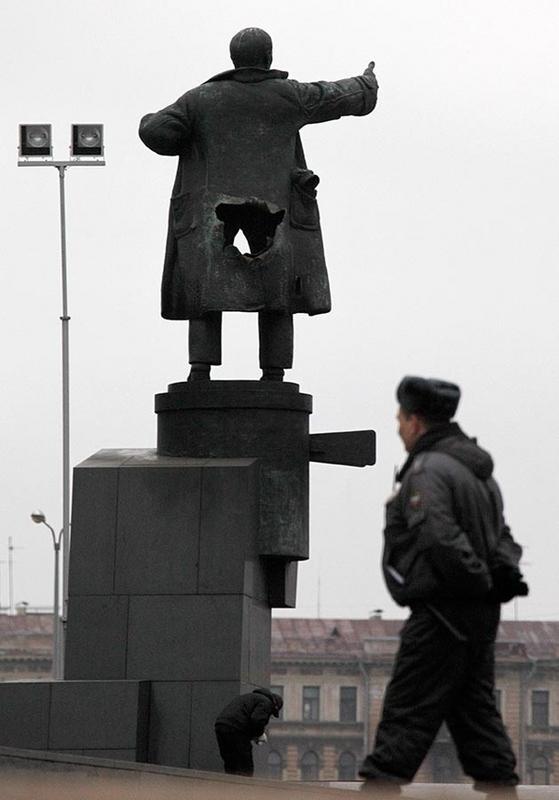 Russian April Fools' Day