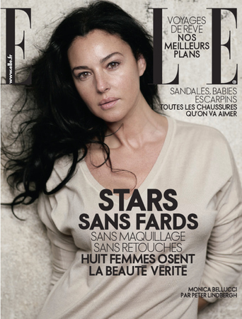No-Makeup French Elle