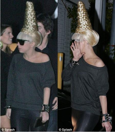Lady GaGa, Conehead
