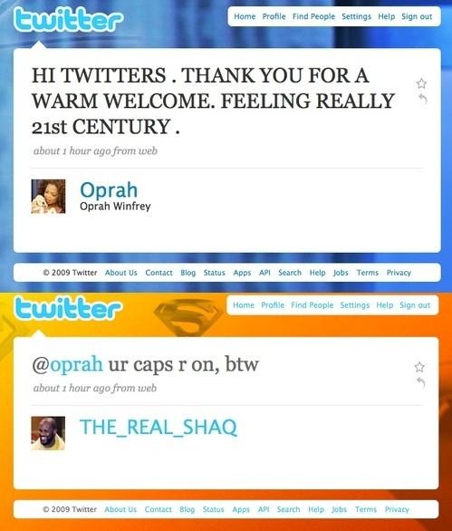 Shaq vs. Oprah