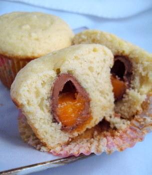 Cadbury Creme Egg Muffin