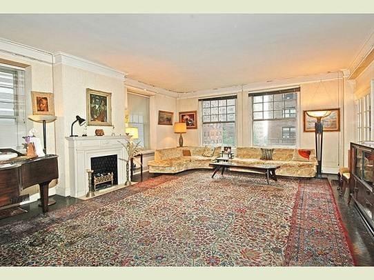 Tina Fey's Apartment