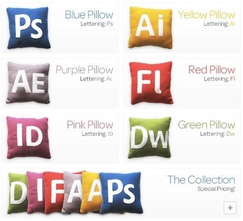 Photoshop Pillows