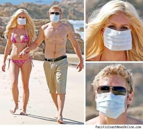 Swine Flu Scares Speidi
