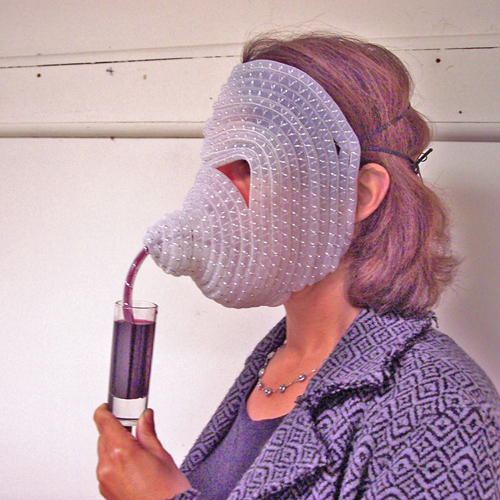 Ultimate Sippy Mask