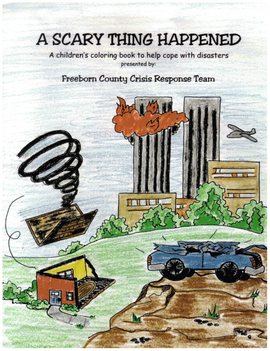 FEMA Coloring Book
